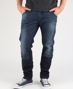 Jogg Jeans Diesel Krooley Cbd-Ne Sweat Jeans Modrá