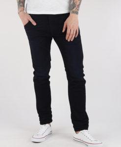Jogg Jeans Diesel Krooley-Ne Cm Sweat Jeans Černá