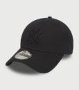 Kšiltovka New Era 3930 MLB League Essential NEYYAN Černá