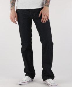 Džíny Diesel Larkee L.34 Pantaloni Černá