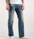 Džíny Diesel Larkee L.32 Pantaloni Modrá