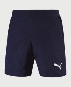 Kraťasy Puma LIGA Sideline Woven Shorts Modrá
