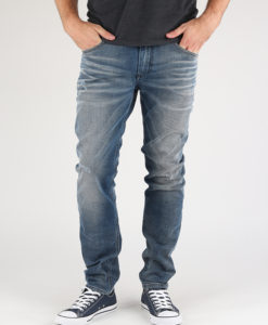 Džíny Diesel Thommer L.32 Pantaloni Modrá