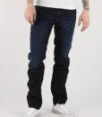 Jogg Jeans Diesel Waykee-Ne Sweat Jeans Modrá