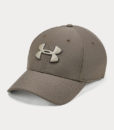 Kšiltovka Under Armour Men's Blitzing 3.0 Cap Hnědá