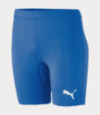 Šortky Puma LIGA Baselayer Short Tight Modrá