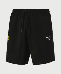Kraťasy Puma SF Sweat Shorts Černá