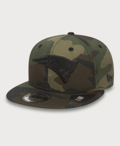 Kšiltovka New Era 950 Nfl Camo Color Neepat Zelená