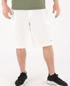 Šortky Nike CLASSIC ATHLETE WOVEN SHO Bílá