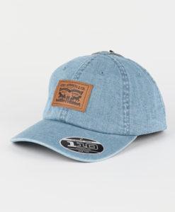 Kšiltovka LEVI'S 228902 Headgear Modrá
