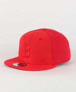 Kšiltovka New Era 950 MLB Sport pique BOSRED Červená