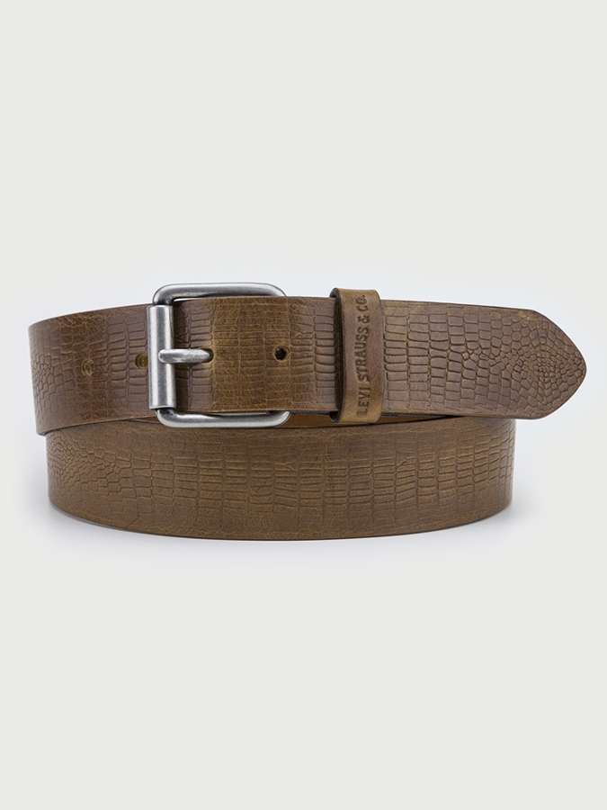Pásek LEVI'S 228941 Belts Hnědá