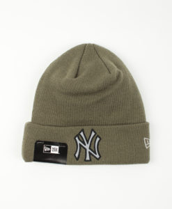 Čepice New Era MLB Night Ops Cuff NEYYAN Hnědá