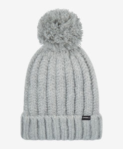Čepice O´Neill Bw Chunky Knit Beanie Šedá