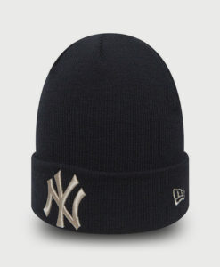 Čepice New Era MLB League essential cuff NEYYAN Modrá