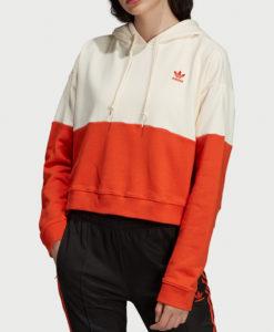 Mikina adidas Originals Hoodie Barevná