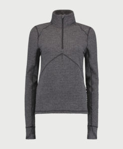 Mikina O´Neill PW Half Zip Thermal Jacket Černá