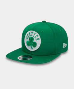 Kšiltovka New Era 950 Original Fit Nba Featherweight Boscel Zelená