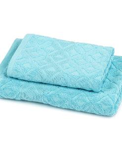 Trade Concept Sada Rio ručník a osuška světle modrá
