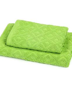 Trade Concept Sada Rio ručník a osuška zelená