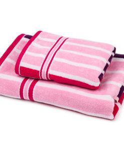 Jahu Sada Stripes Sweet ručník a osuška