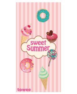Towee Rychleschnoucí osuška SWEET SUMMER