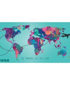 Towee Rychleschnoucí osuška TRAVEL THE WORLD