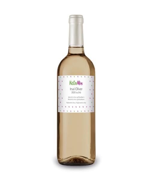 KetoMix Víno Irsai Oliver 2020