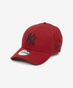 940 MLB League Essential New York Yankees Kšiltovka New Era Červená
